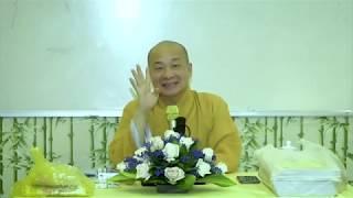 TT43 - Bát chánh đạo || Thầy Thích Trí Huệ
