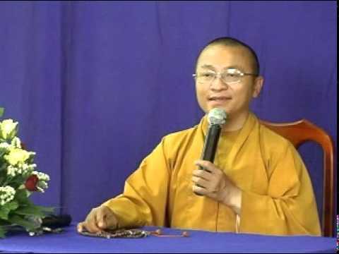 Chớ nên vương vấn khổ đau (02/04/2011) video do TT. Thích Nhật Từ giảng