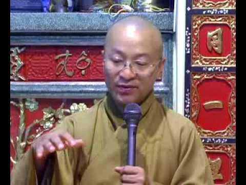 Cười với khổ đau - Phần 6/7 - ( 06/07/2009) video do TT Thích Nhật Từ giảng