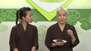 Món chay 105  - Chà Bông Nấm