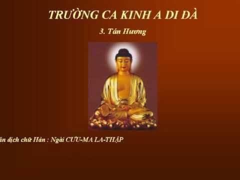 Kinh A Di Đà - 3 : Tán Hương - Võ Tá Hân phổ nhạc