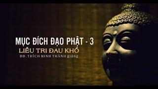 Mục Đích Đạo Phật 3 - Liễu Tri Đau Khổ