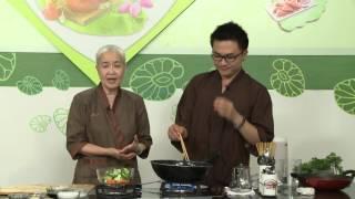 Món chay 99 - Bông cải sốt dầu hào