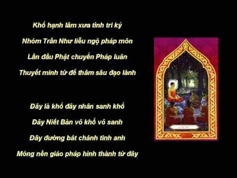 Kệ Phật Sử 09 - Chuyển Pháp Luân