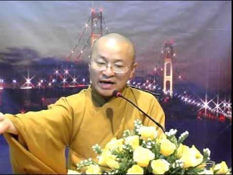 Kinh Bách Dụ 01 (Bài 1-5): Đừng dại dột nữa (03/01/2011) video do TT. Thích Nhật Từ giảng