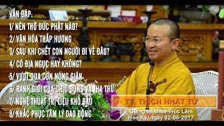 Vấn đáp: Nên thờ đức Phật nào?  - Văn hóa thắp hương