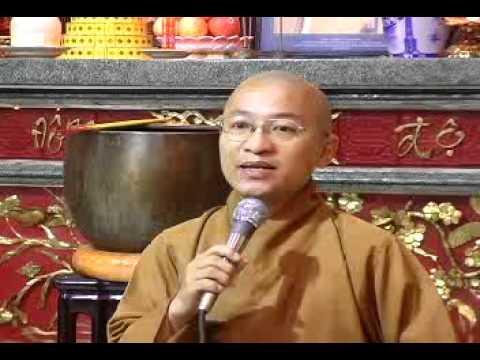 Chữ tâm kia mới bằng ba chữ tài (17/06/2008) video do Thích Nhật Từ giảng