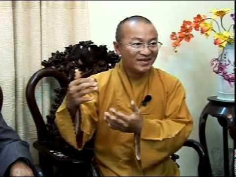 Vấn đáp: Đạo Phật đi vào cuộc đời (09/04/2011) video do Thích Nhật Từ giảng