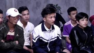 Chia sẻ Phật pháp cùng các thanh thiếu niên Phật tử chùa Sùng Quang
