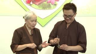 Món chay 04 - Súp rong biển đậu hủ
