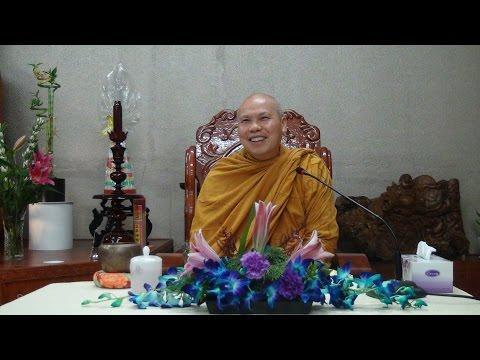 Kinh Pháp Cú Phẩm Phật Đà 06