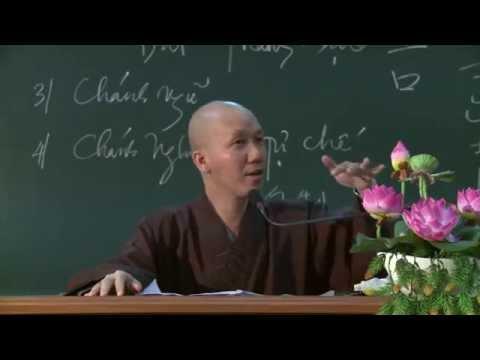 Bát Thánh Đạo (Phần 3) - Chánh Ngữ, Chánh Nghiệp