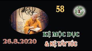 Từng Giọt Sữa Thơm 58 - Thầy Thích Pháp Hòa (Tv Trúc Lâm, Ngày 26.8.2020)