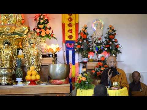Pháp Thoại (Giảng Tại Chùa Linh Quang) (Phần 1)