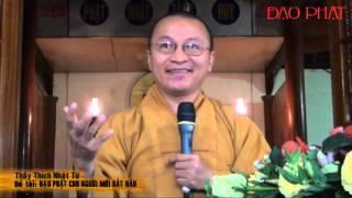 Đạo Phật cho người mới bắt đầu (19/02/2013) video do Thích Nhật Từ giảng