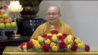 Thích Hạnh Tuệ | Ôn Tập Quyển 1 Phật Học Phổ Thông