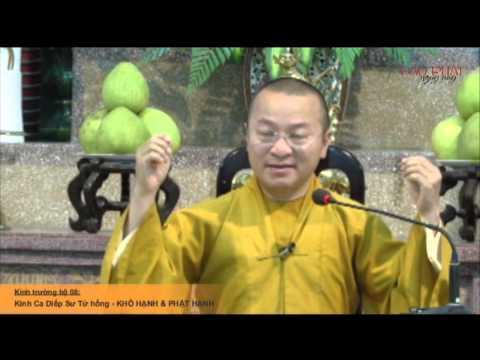 Kinh Trường bộ 08 - Kinh Ca-diếp Sư tử hống – Khổ hạnh và Phật hạnh