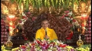 Kinh Lăng Nghiêm 39 - Phần 5 - Giảng Giải Đại Đức Thích Tuệ Hải (Chùa Long Hương)