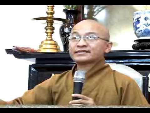 Tưởng tri và trí tuệ (23/09/2007) video do Thích Nhật Từ giảng