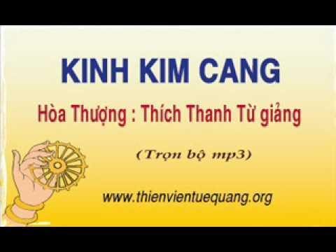 """Giảng """"Kinh Kim Cang"""" (Kinh Kim Cang Bát Nhã Ba La Mật) (Trọn Bộ, 12 Phần)"""