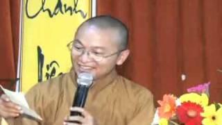 Kinh niệm Phật ba la mật 7: Niệm Phật và trì chú - Phần 2/2 (12/12/2008) TT. Thích Nhật Từ giảng