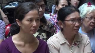 Trả lời câu hỏi Khóa Thiền Từ Tân ngày 16/7/2017