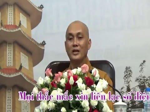 Phật Tử Tại Gia 39: Giới Không Uống Rượu (phần 2)
