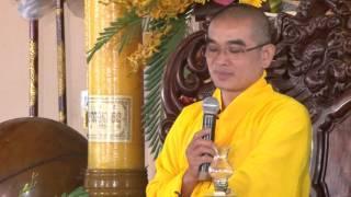 Kinh Lăng Nghiêm 42 - Phần 3 - Ty Kheo Thich Tue Hai
