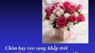 GĐPT - MỪNG SINH NHẬT - Nhạc Võ Tá Hân - Thơ Tuệ Kiên