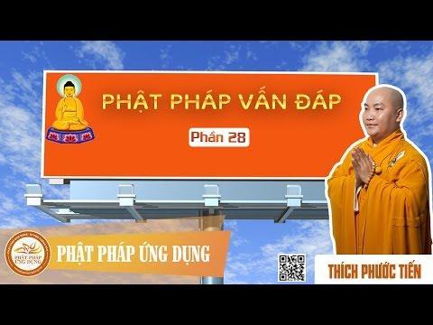 Phật Pháp Vấn Đáp 28