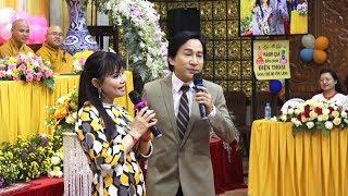 Ca khúc: Hạnh phúc trăm năm  Song ca: Kim Tử Long và Ngân Huệ
