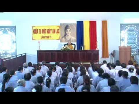 Gần Mực Thì Đen - Gần Đèn Thì Sáng 1(01/05/2011) video do Thích Nhật Từ giảng