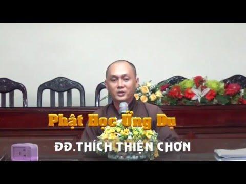 Ứng Dụng Lời Phật Dạy Vào Đời Sống Hàng Ngày (phần 1)