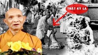 Chuyện kỳ lạ về ngài Thích Quảng Đức tự thiêu năm 1963
