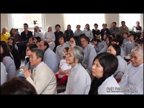 Phật Pháp Vấn Đáp (giảng tại Đức, 2 Phần)
