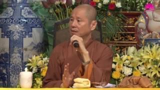 Tham vấn Khóa Thiền chùa Pháp Vân lần 01