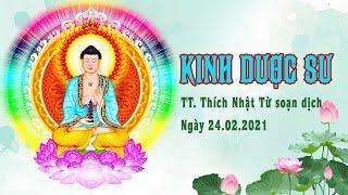 Tụng Kinh Dược Sư tại Chùa Giác Ngộ, ngày 24-02-2021