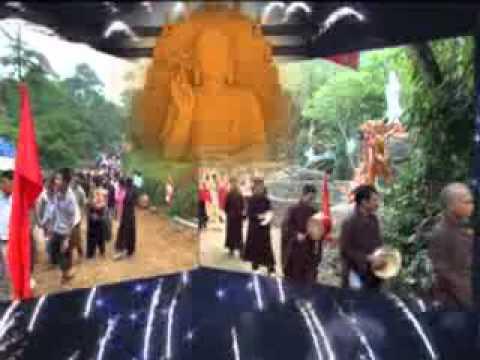 Khánh thành chùa Tản Viên - phần 6