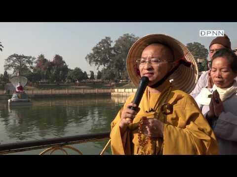 Hành hương Phật tích- Bồ Đề Đạo Tràng - Tuần lễ thứ 6 sau khi giác ngộ