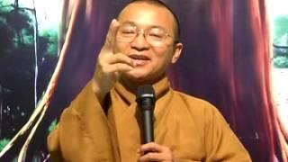 Kinh Trung Bộ 118: Mười sáu hơi thở - Phần 1 (21/12/2008) video do Thích Nhật Từ giảng