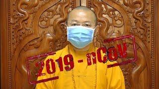 TT. NHẬT TỪ HƯỚNG DẪN CÁCH PHÒNG CHỐNG VI-RÚT CORONA MỚI (2019-nCov)