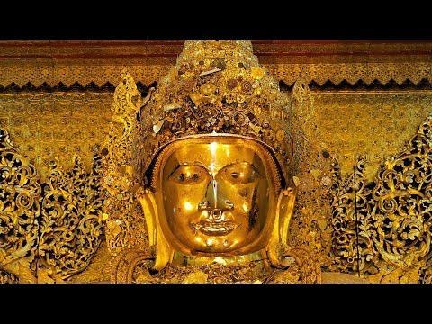 Ký Sự Phật Giáo Myanmar - Tập 5 -  Mahamuni, Biết Tượng Vàng Mandalay [HD]
