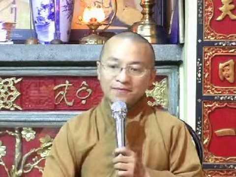 Giải trừ mê tín (05/04/2008) video do Thích Nhật Từ giảng