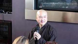 Thầy Pháp Hòa Gieo duyên tai tư gia một PT ở Renton (1/4/2019)