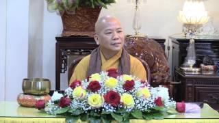 Ý nghĩa giải thoát trong Đạo Phật (Phần 2)