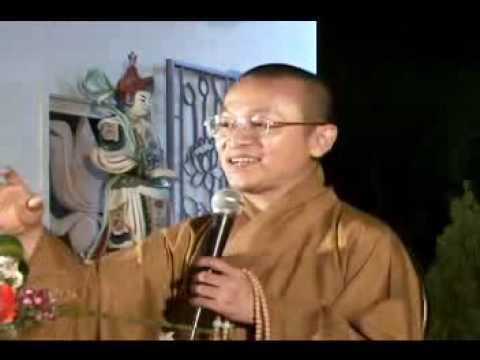 Chăm Sóc Hạnh Phúc - phần 2/2 (19/12/2008) video do Thích Nhật Từ giảng