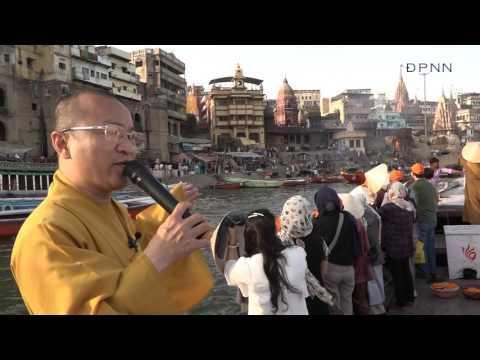 Hành hương Phật tích- Sông Hằng