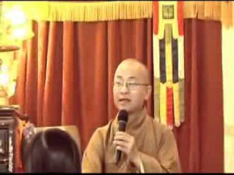 Cõi Âm Cõi Dương - Phần 1/2 (12/08/2007) video do Thích Nhật Từ giảng