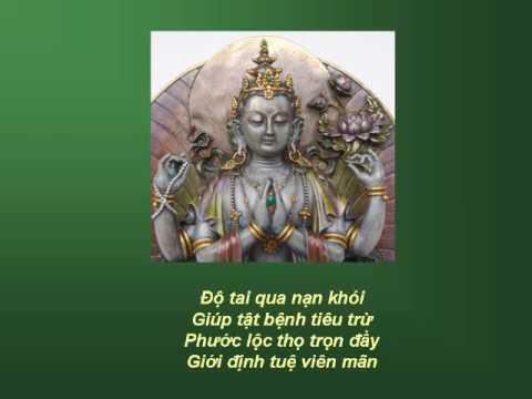 KINH PHỔ MÔN - Phục Nguyện - Võ Tá Hân phổ nhạc