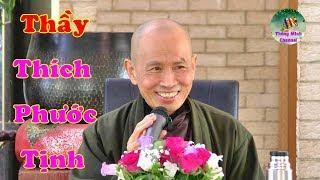 TẬP LÀM NGƯỜI QUAN SÁT...2 - 5 - 2019 : Thầy Thích Phước Tịnh .